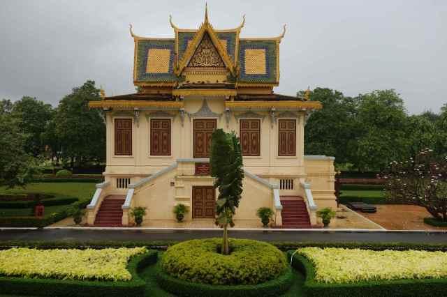 Royal Palace - Hor Samran Phirun