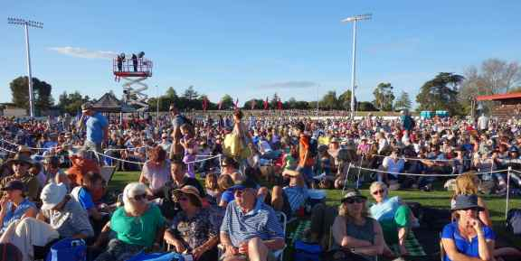 Opera in the Park - Nelson