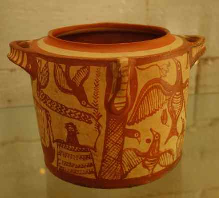 Found in a chamber tomb, late Minoan, 1300 BC – 1250 BC