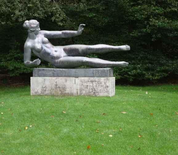 """l'Air"", Aristide Maillol, 1939/1962"