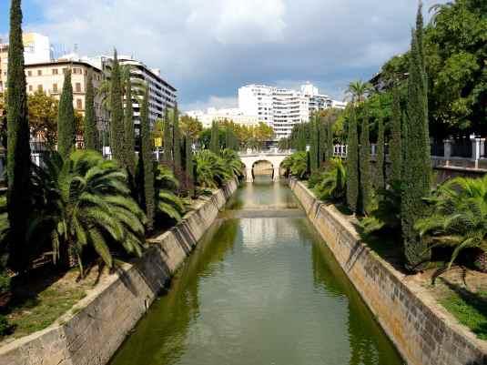 cruise stop in Palma De Mallorca