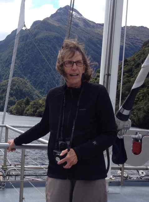 Photo taken in Doubtful Sound, NEW ZEALAND.