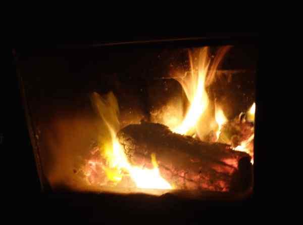 Henriette's fire in Los Osos