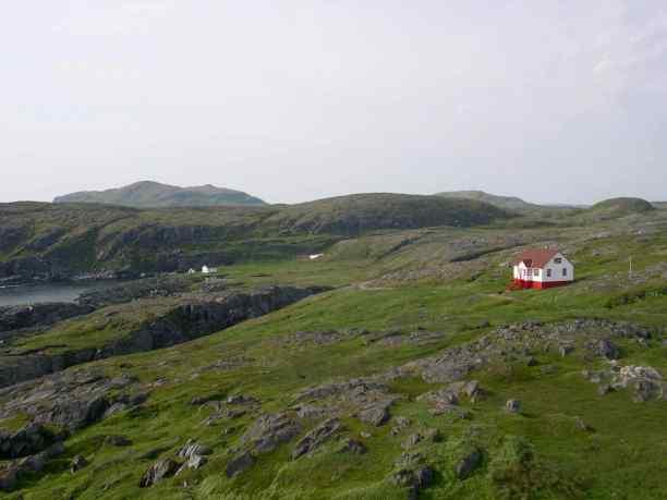 Quirpon Island, Newfoundland, Canada. 2007