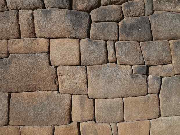 Our goal was to see as many details as possible, like the 12 angle stone construction with no mortar. We also wanted to take lots of photos.