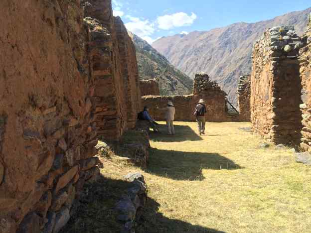We should have spent a few more days exploring some of the ruins (like Pumamarca) and hiking in the Andes.