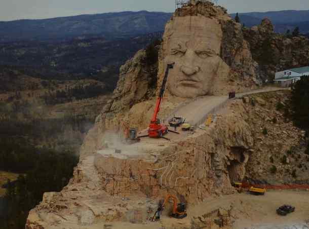 Mt Rushmore vs Crazy Horse | simpletravelourway